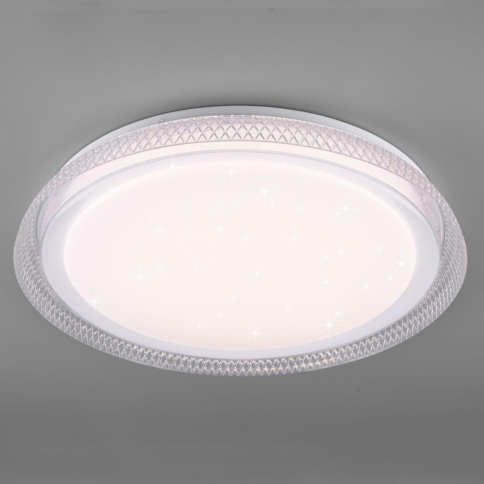 LED-kattovalaisin Heracles tunable white Ø 50cm
