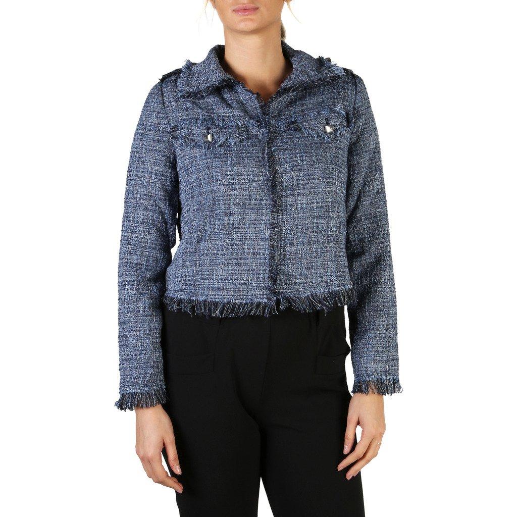 Guess Women's Jacket Blue W82N30 - blue XS