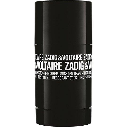 ZADIG & VOLTAIRE This is him! Deodorant Stick, 75 g Zadig & Voltaire Miesten deodorantit