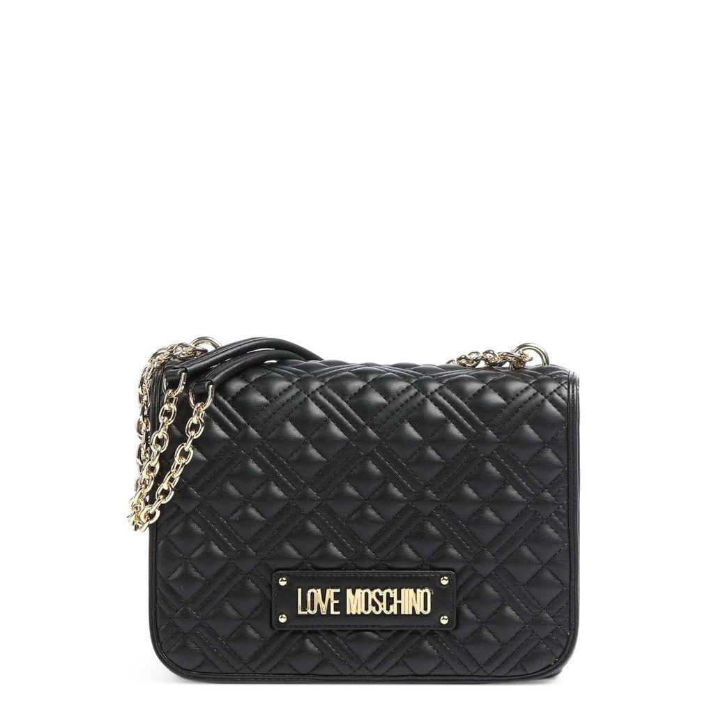 Love Moschino Women's Shoulder Bag Various Colours JC4000PP1DLA0 - black NOSIZE