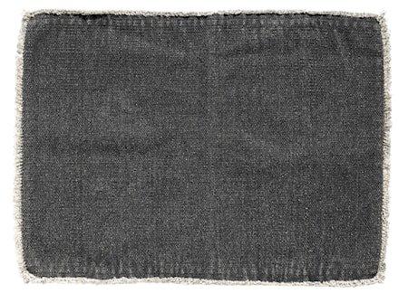 Tablett stenvasket 33x48 cm - Grå