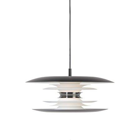 Diablo Pendel Mattsvart LED 40 cm