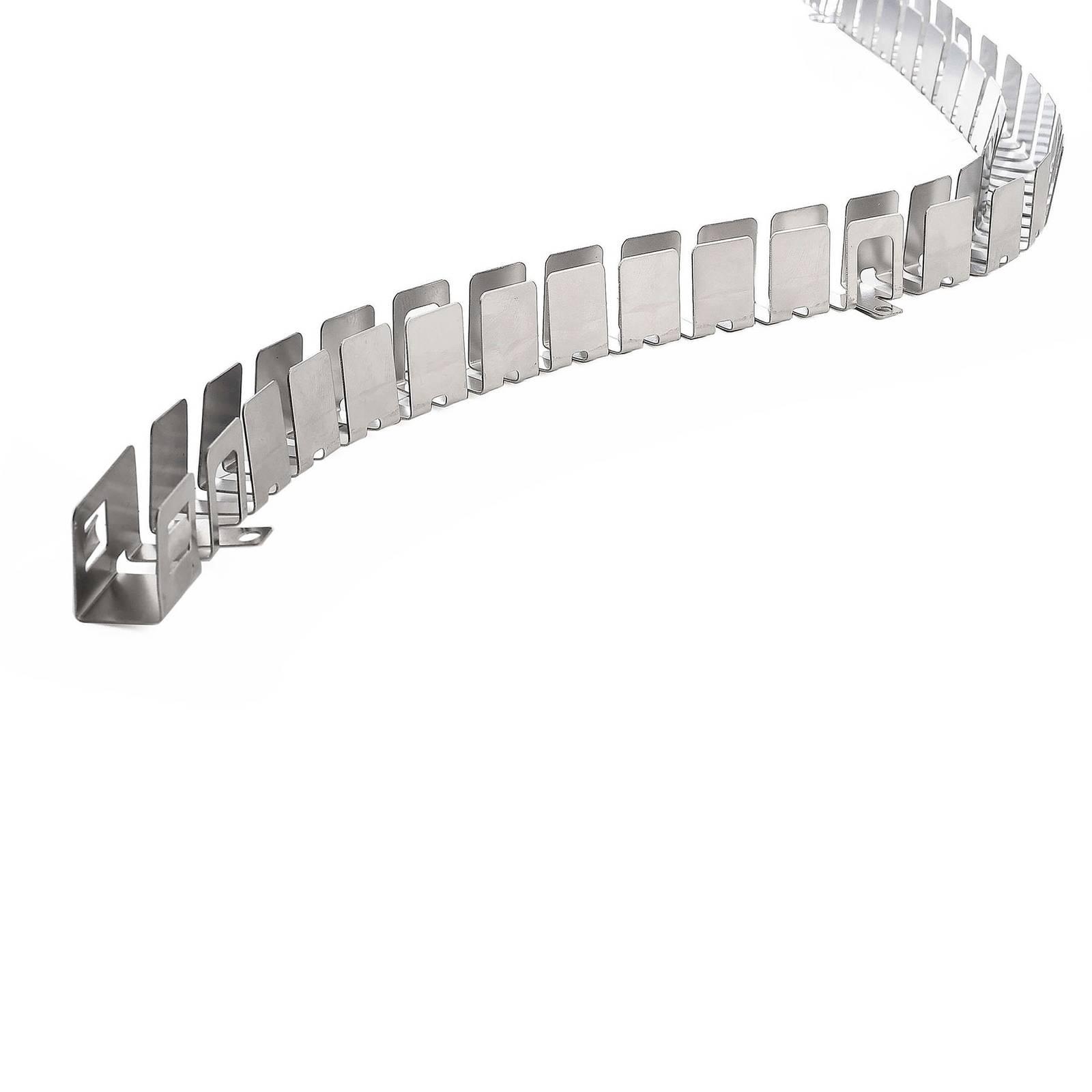 Flexprofiili D Flex Line Side View LED-nauhaan50cm