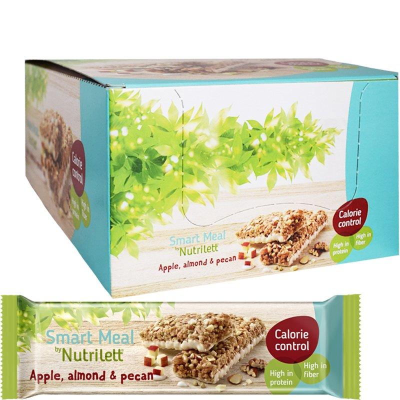 Ateriankorvikepatukat Apple, Almond & Pecan 20kpl - 63% alennus