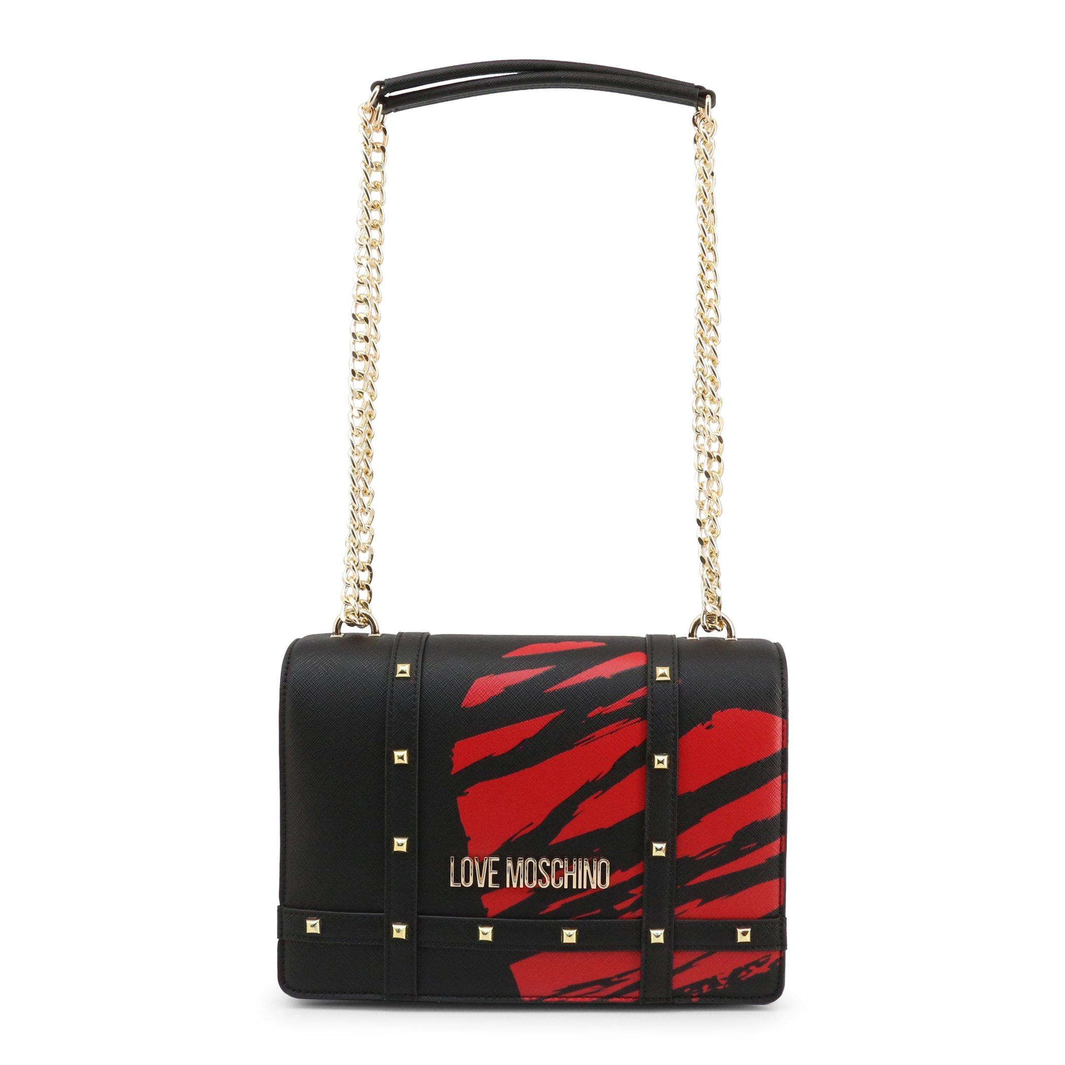 Love Moschino Women's Shoulder Bag Various Colours JC4072PP1CLG1 - black-1 NOSIZE