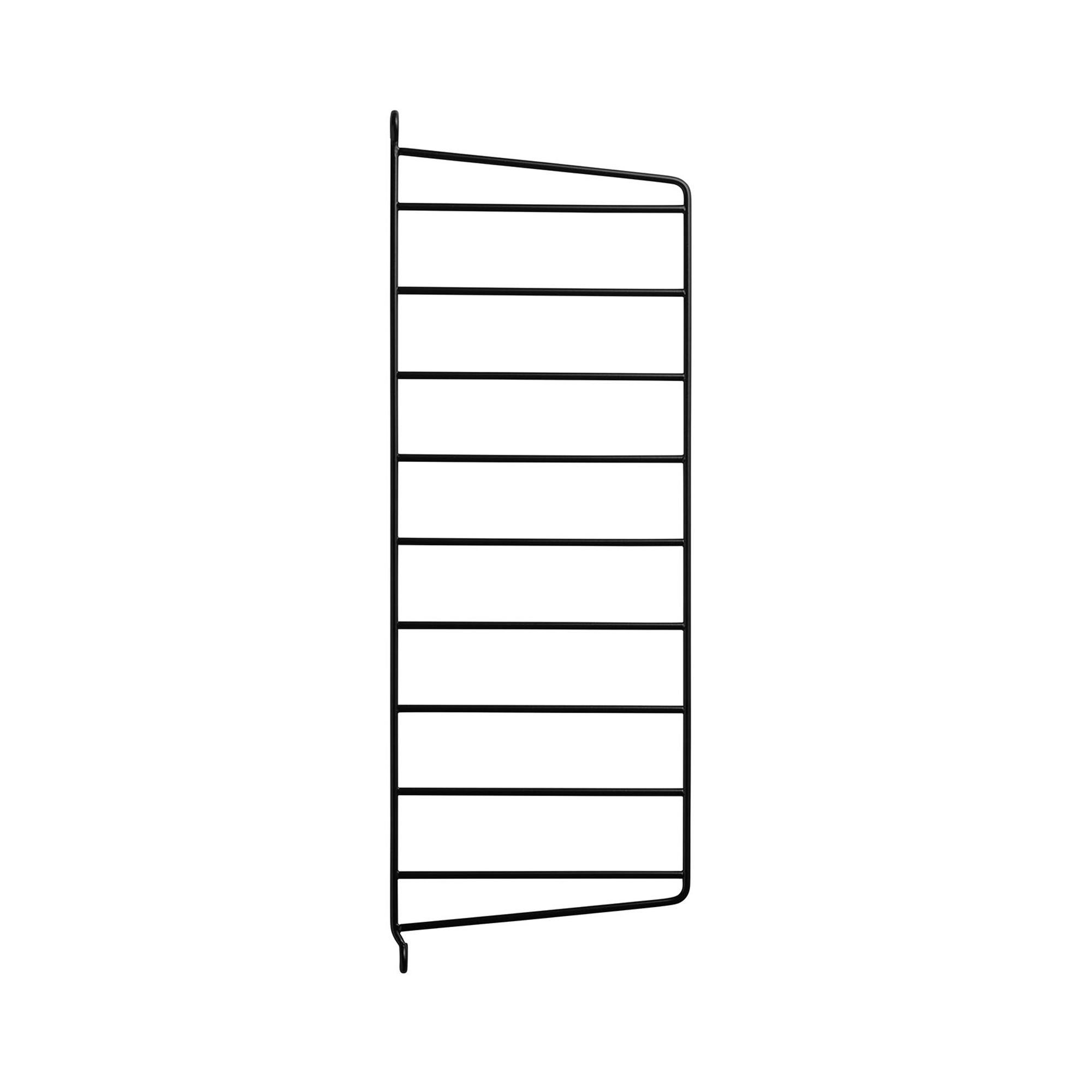 String Väggavel 50x20 1-p svart