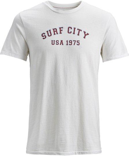 Jack & Jones Benton T-Shirt, Cloud Dancer 140