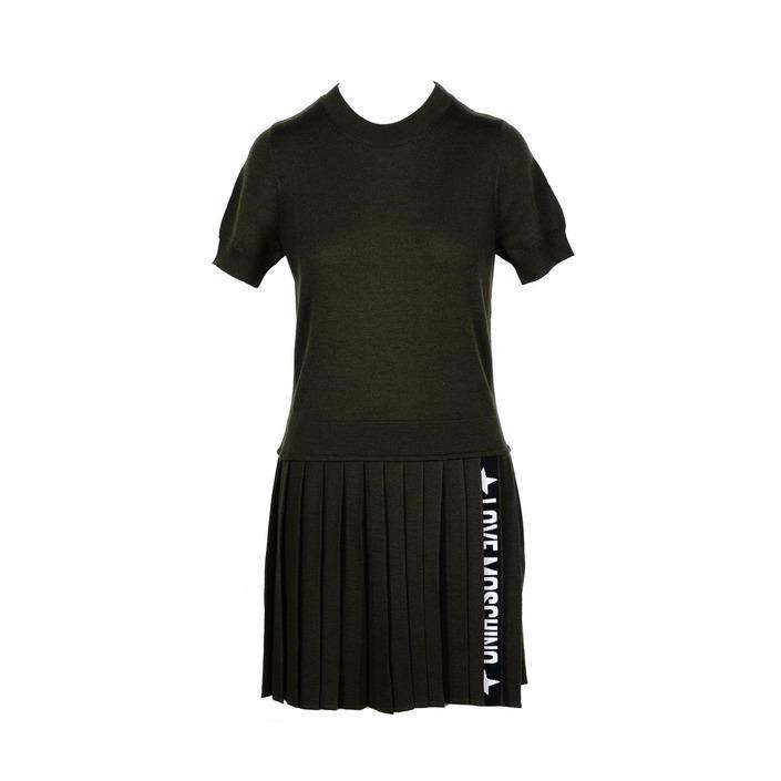 Love Moschino Women's Dress Green 178086 - green 42