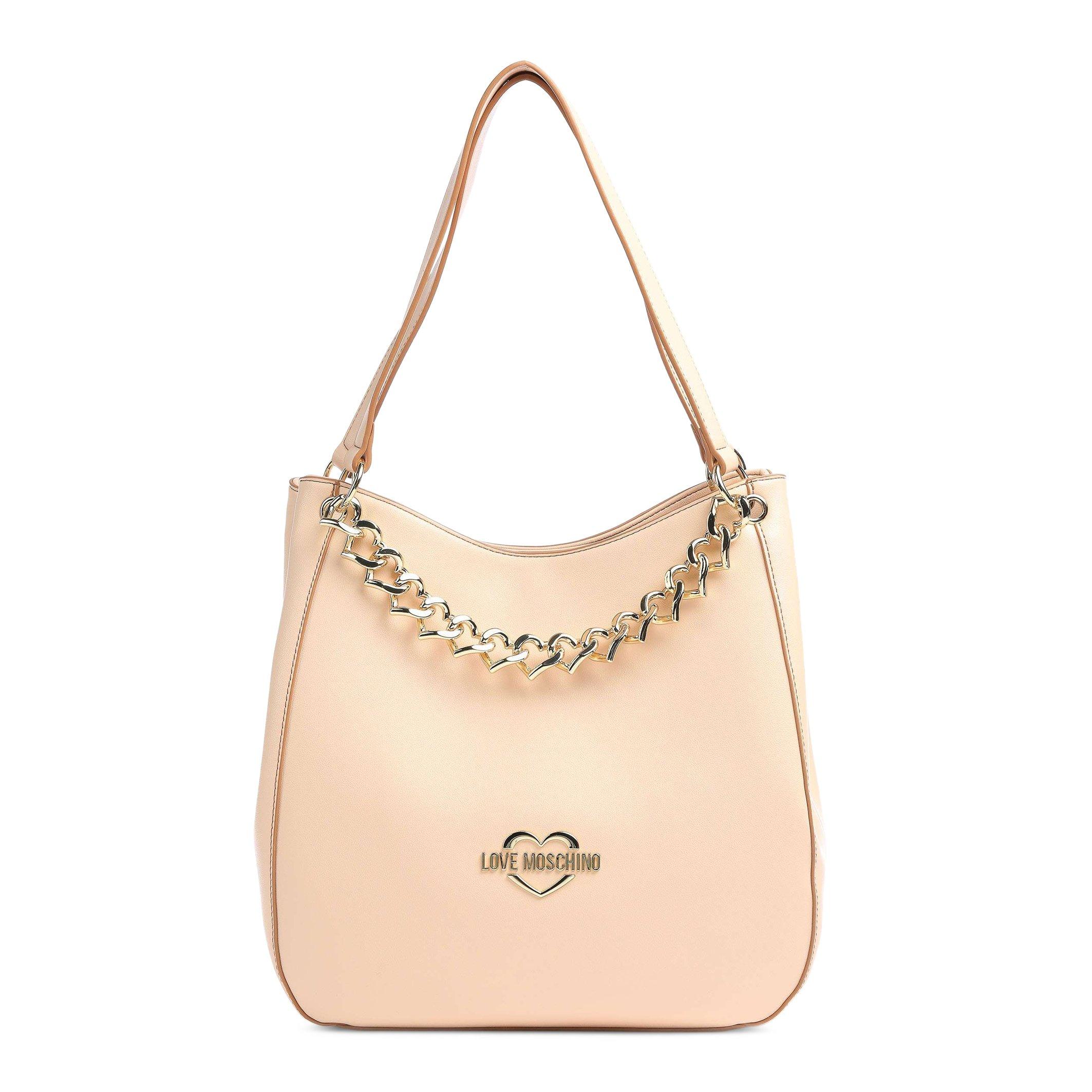 Love Moschino Women's Shoulder Bag Various Colours JC4198PP1DLK0 - brown NOSIZE