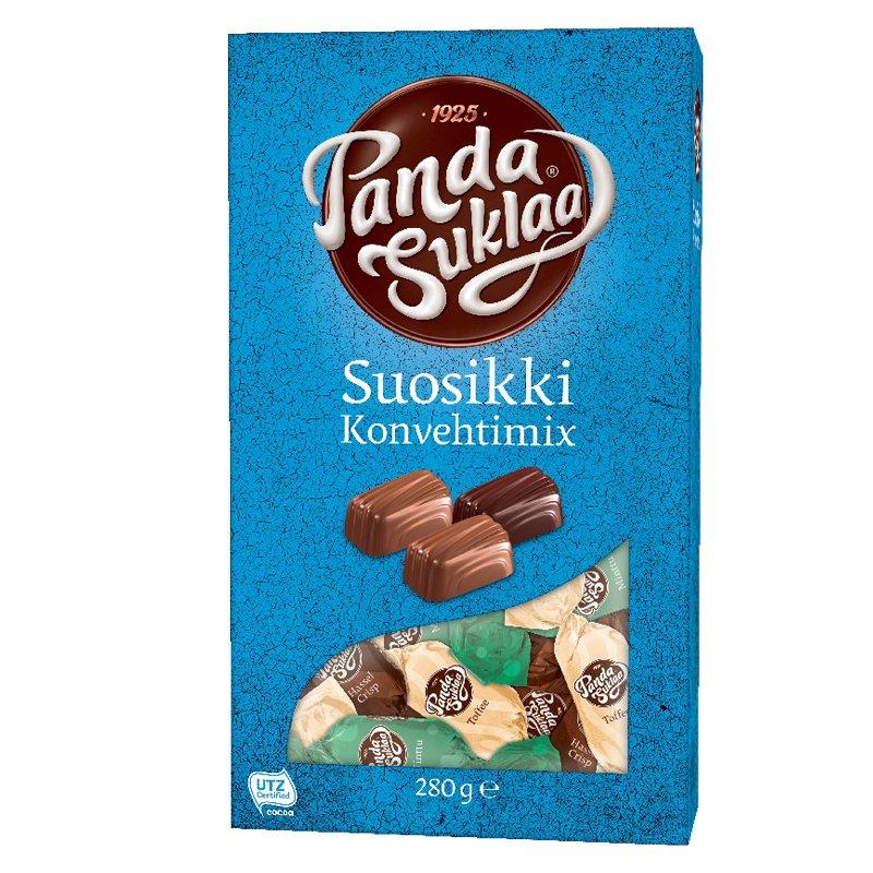 Chokladkonfekt Mix 280g - 62% rabatt
