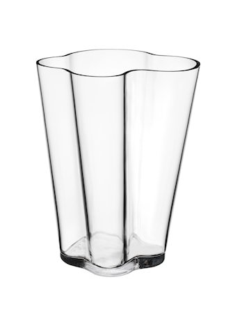 Aalto Vase Klar 27 cm