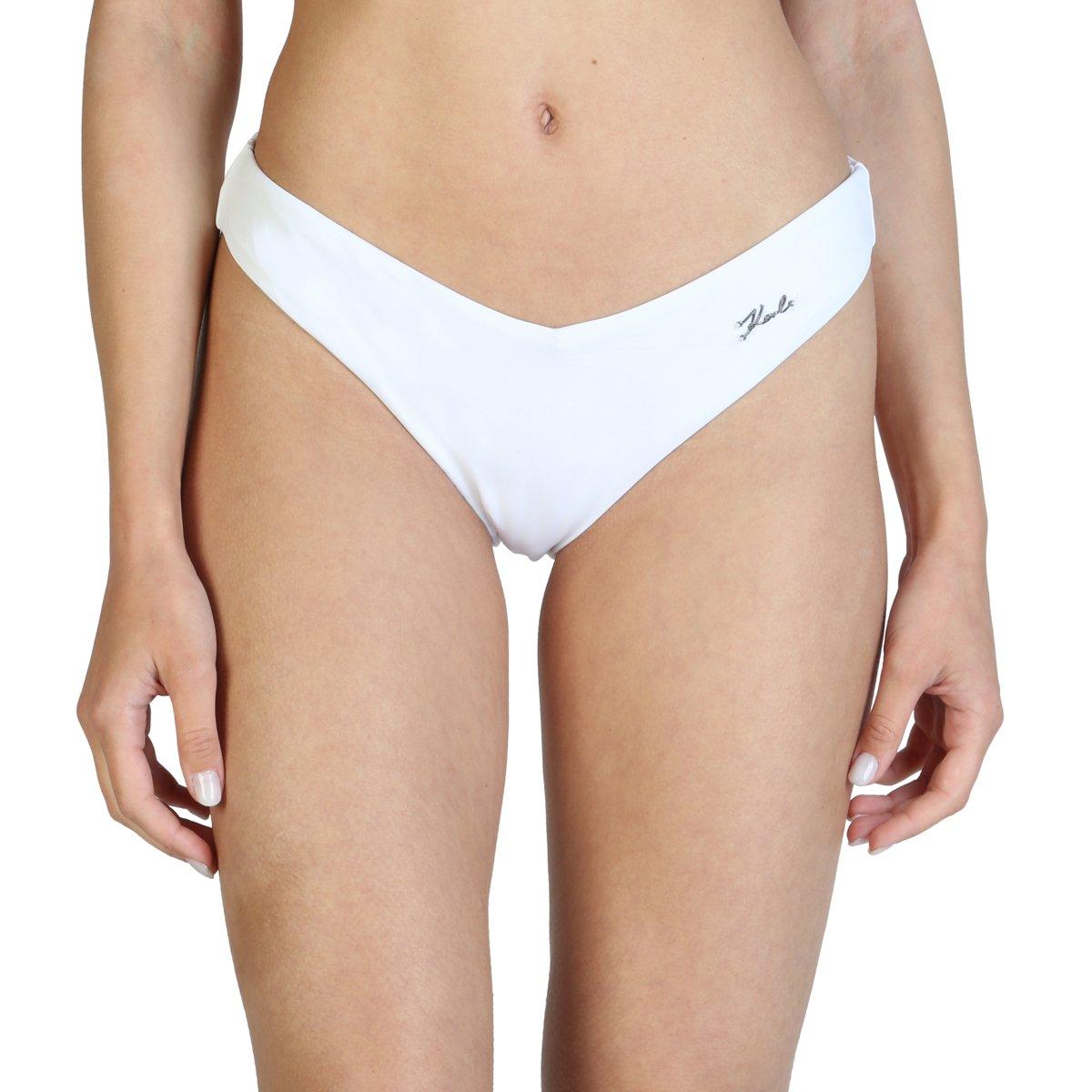 Karl Lagerfeld Women's Swimwear Underwear Various Colours KL21WBT05 - white XS