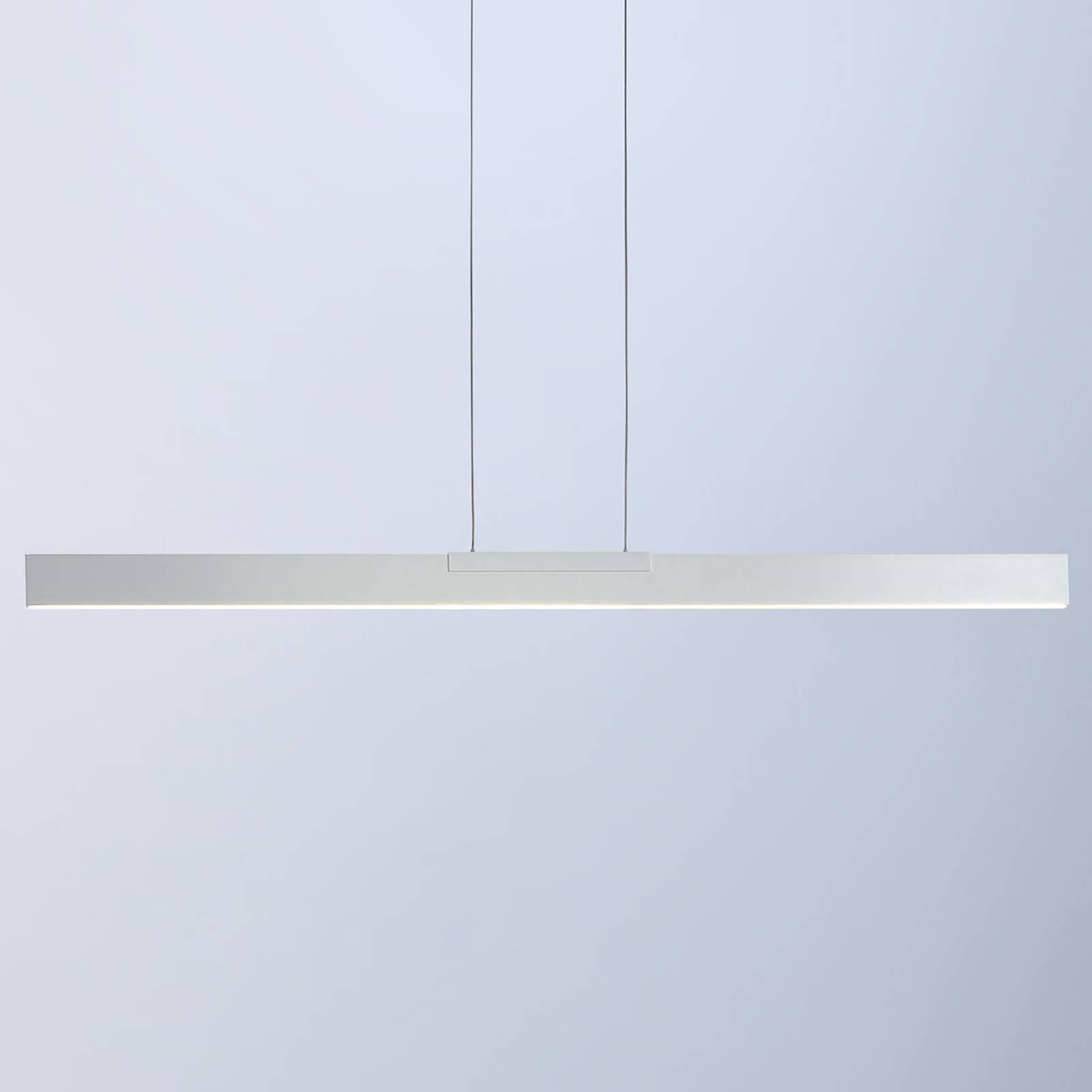 Bopp Nano -LED-riippuvalaisin, valkoinen 100 cm