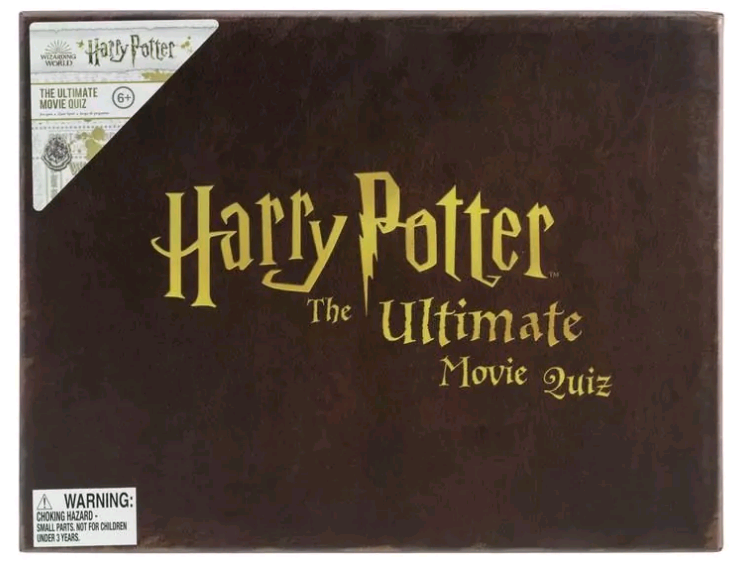 Ultimate Harry Potter Movie Quiz (English) (PP6441HP)
