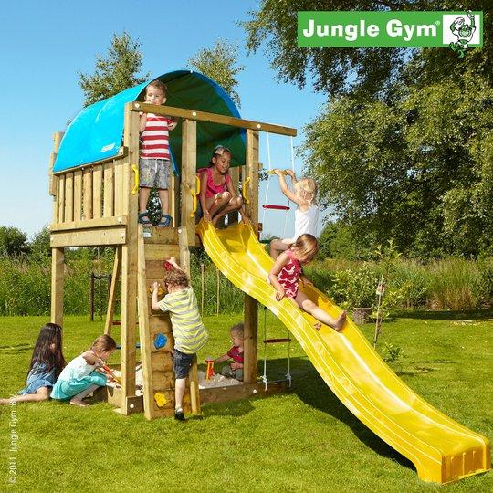 Jungle Gym Lekestativ Villa Inkl. Sklie