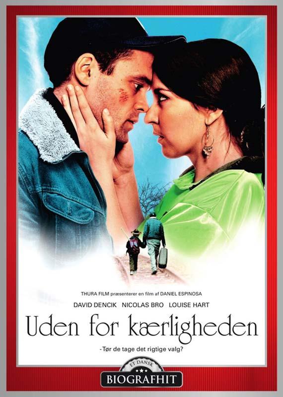Uden for kærlighed - DVD