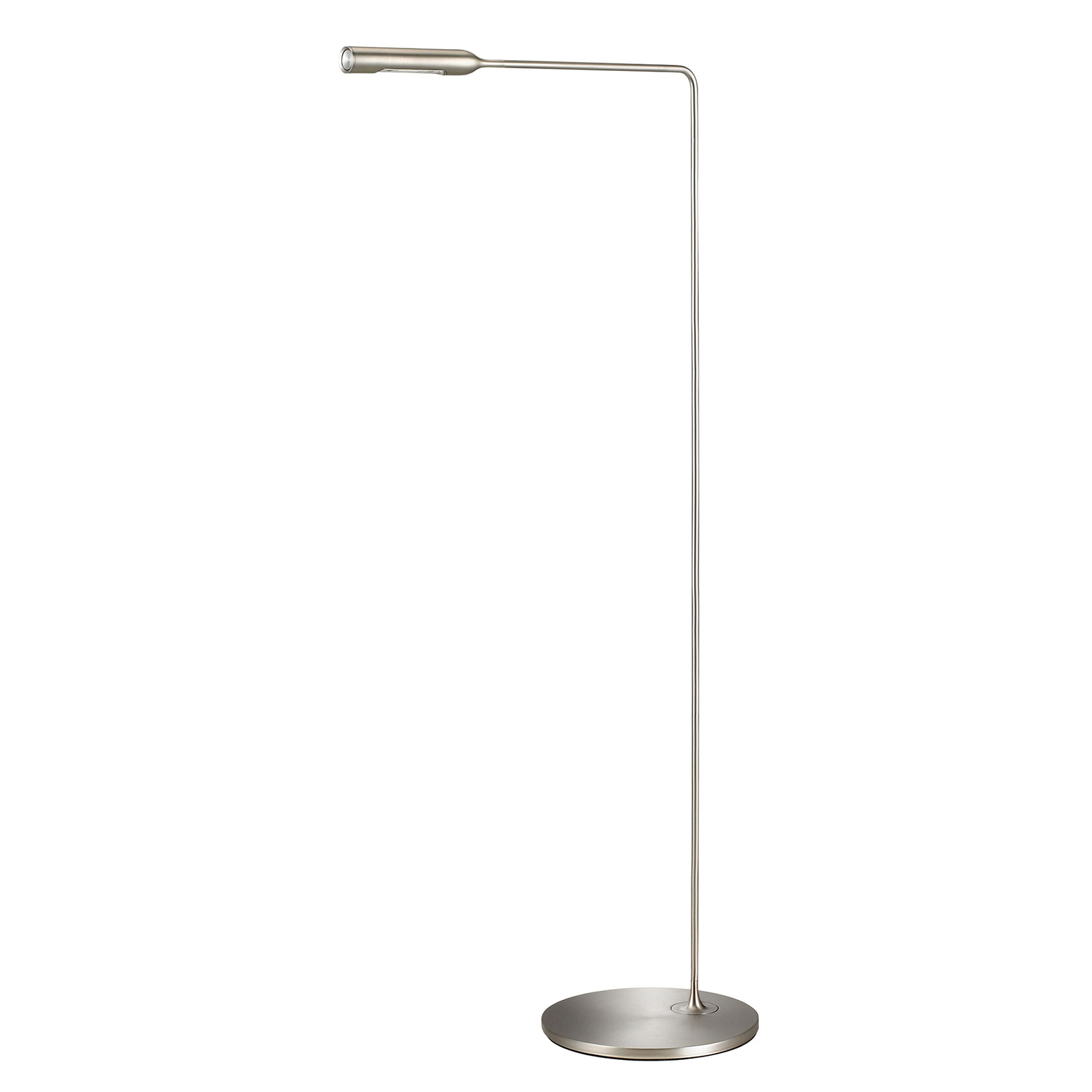 Lumina Flo -LED-lattiavalo 3 000 K nikkeli