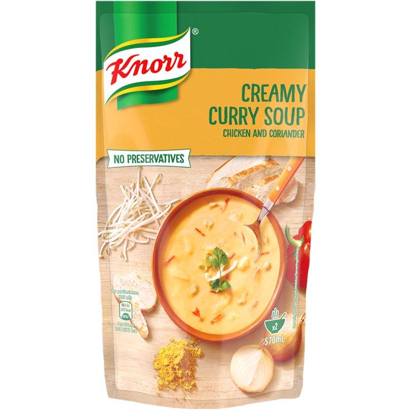Currysoppa Chicken & Coriander - 31% rabatt