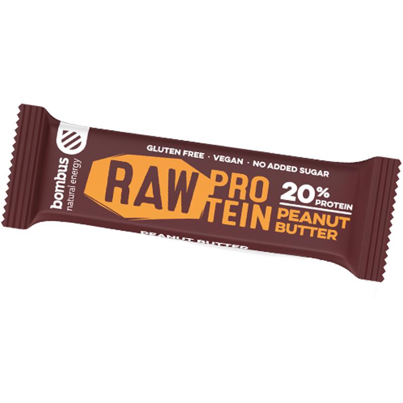 """Proteinbar """"Peanut Butter"""" 50g - 50% rabatt"""