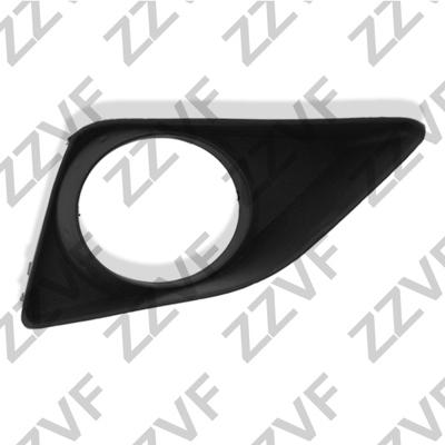 Kehys, sumuvalo ZZVF ZVHD085900501L