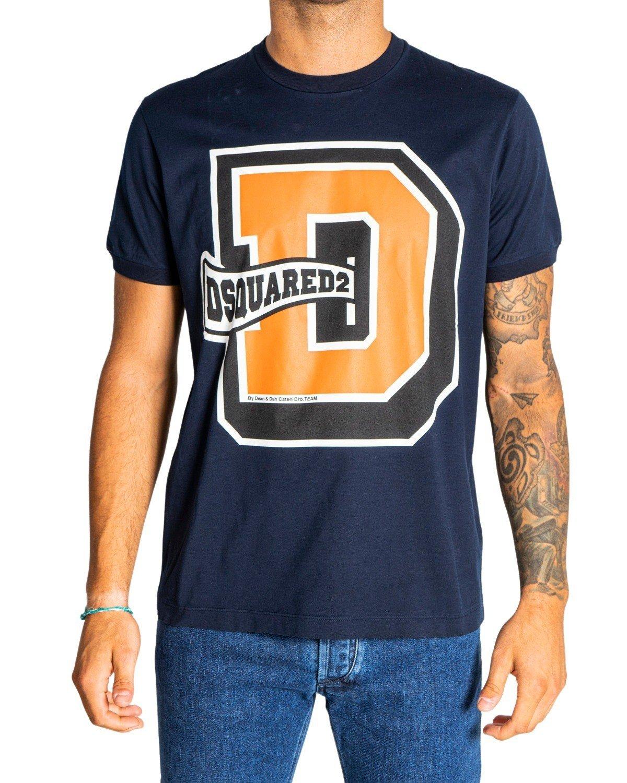 Dsquared2 - Dsquared2 Men T-Shirt - blue S