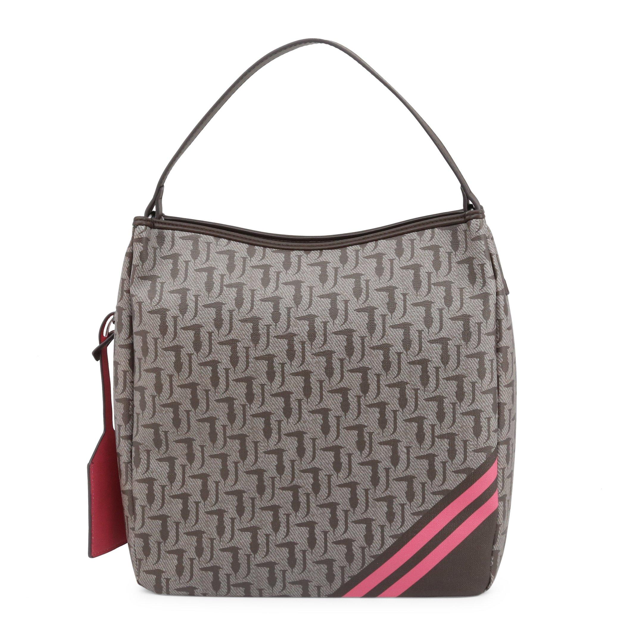 Trussardi Women's Shoulder Bag Brown VANIGLIA_75B00475 - brown-1 NOSIZE