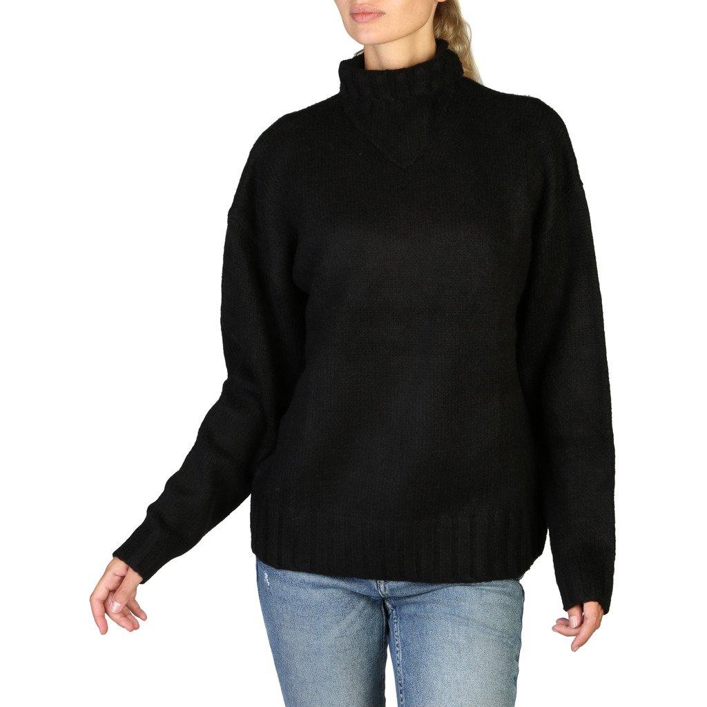 Calvin Klein Women's Sweaters Black 349515 - black XS