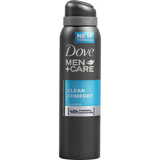 Clean Comfort, 150 ml Dove Deodorantit