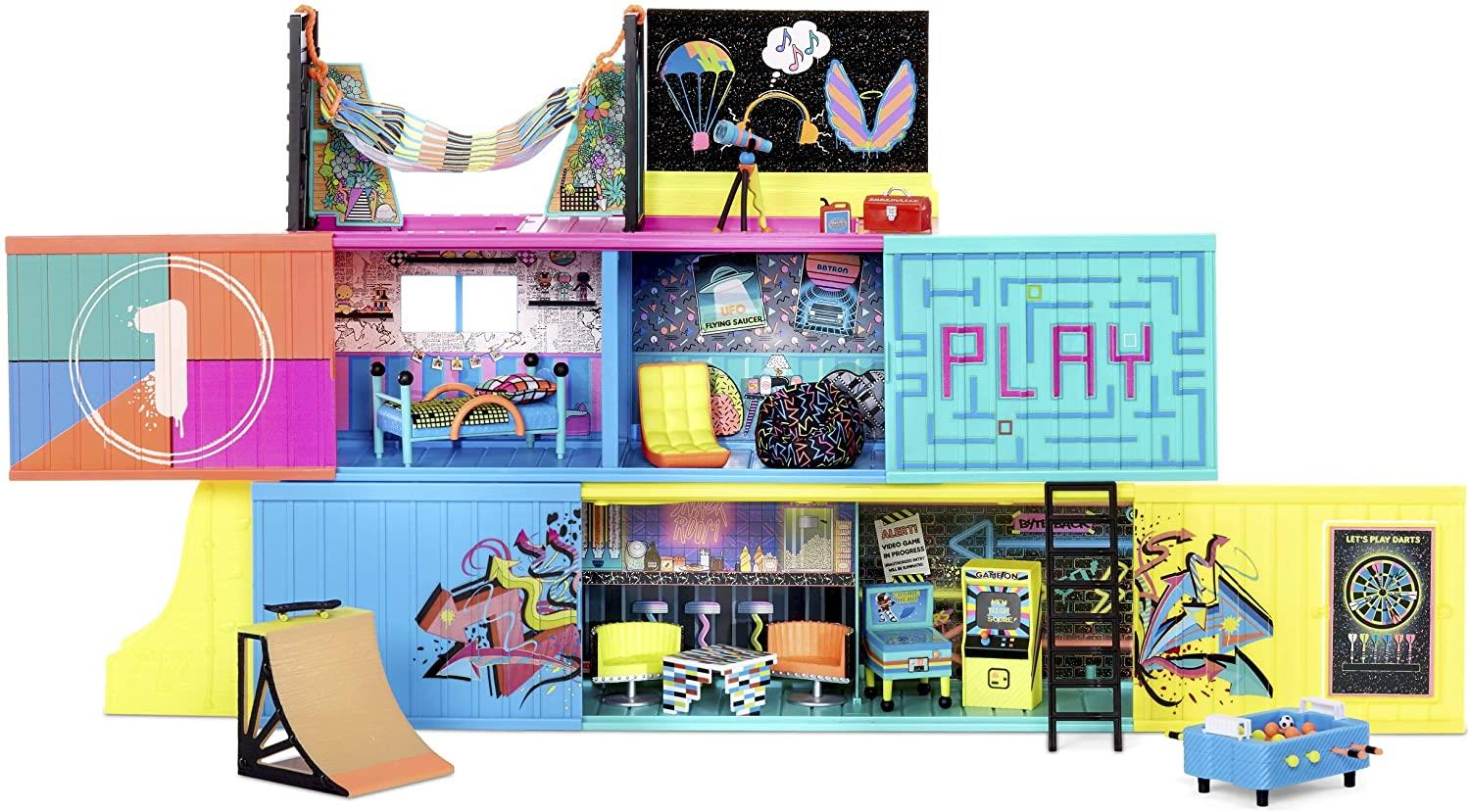 L.O.L. Surprise - Clubhouse Playset (569404)