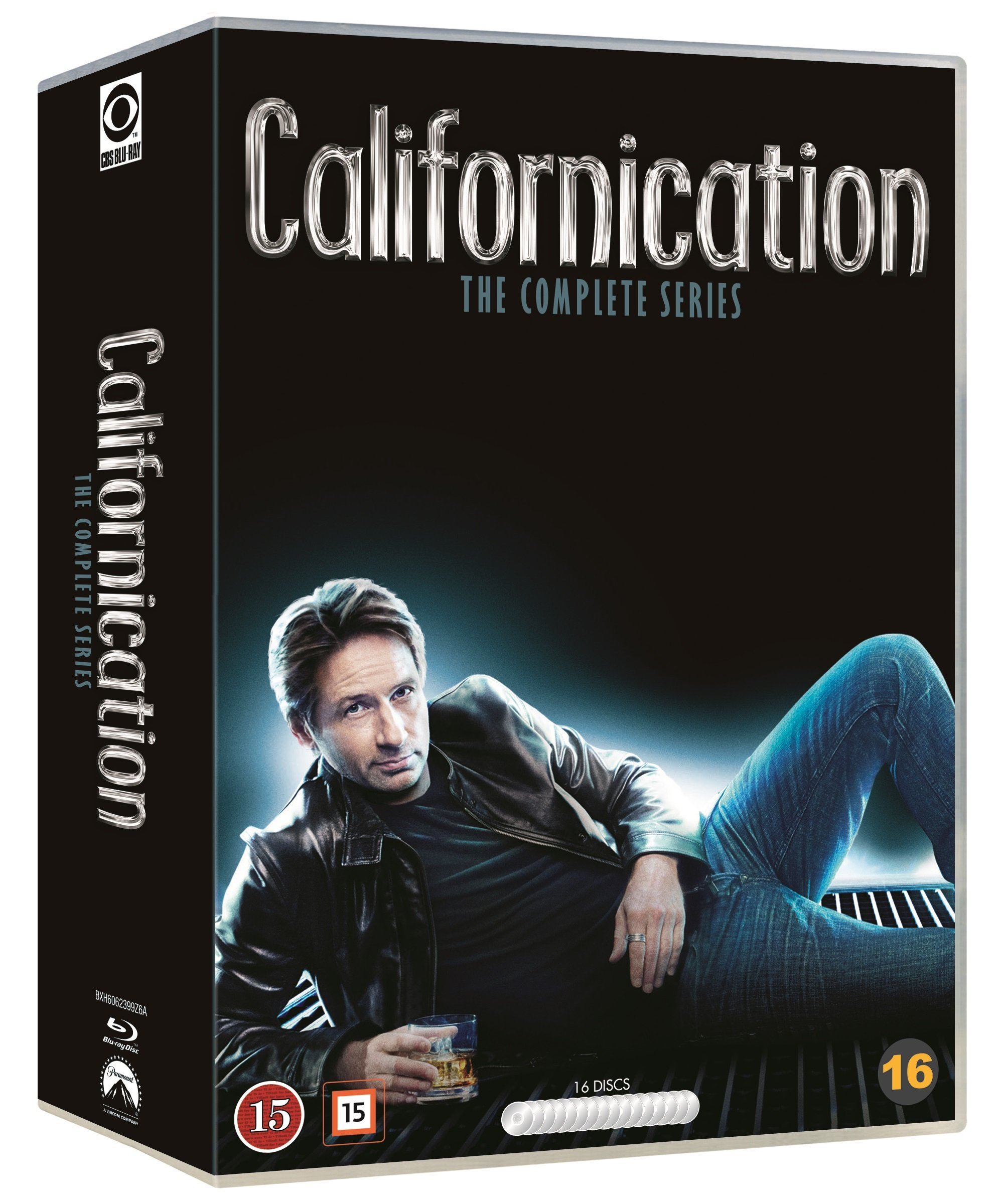 Californication: Complete Box - Season 1-7