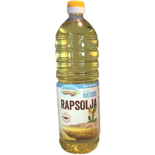 Rapsolja - 37% rabatt