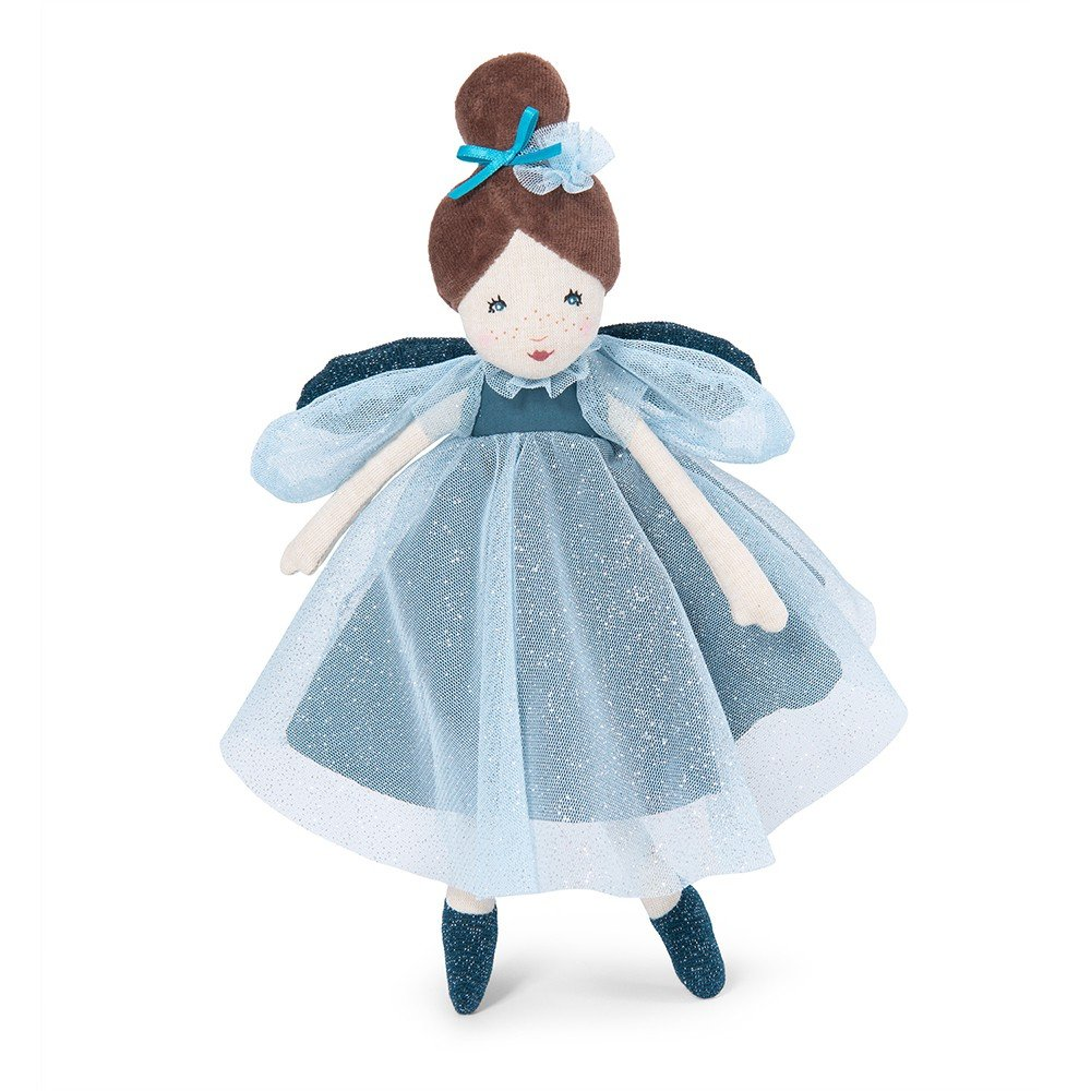 Moulin Roty - Little blue fairy doll (711235)