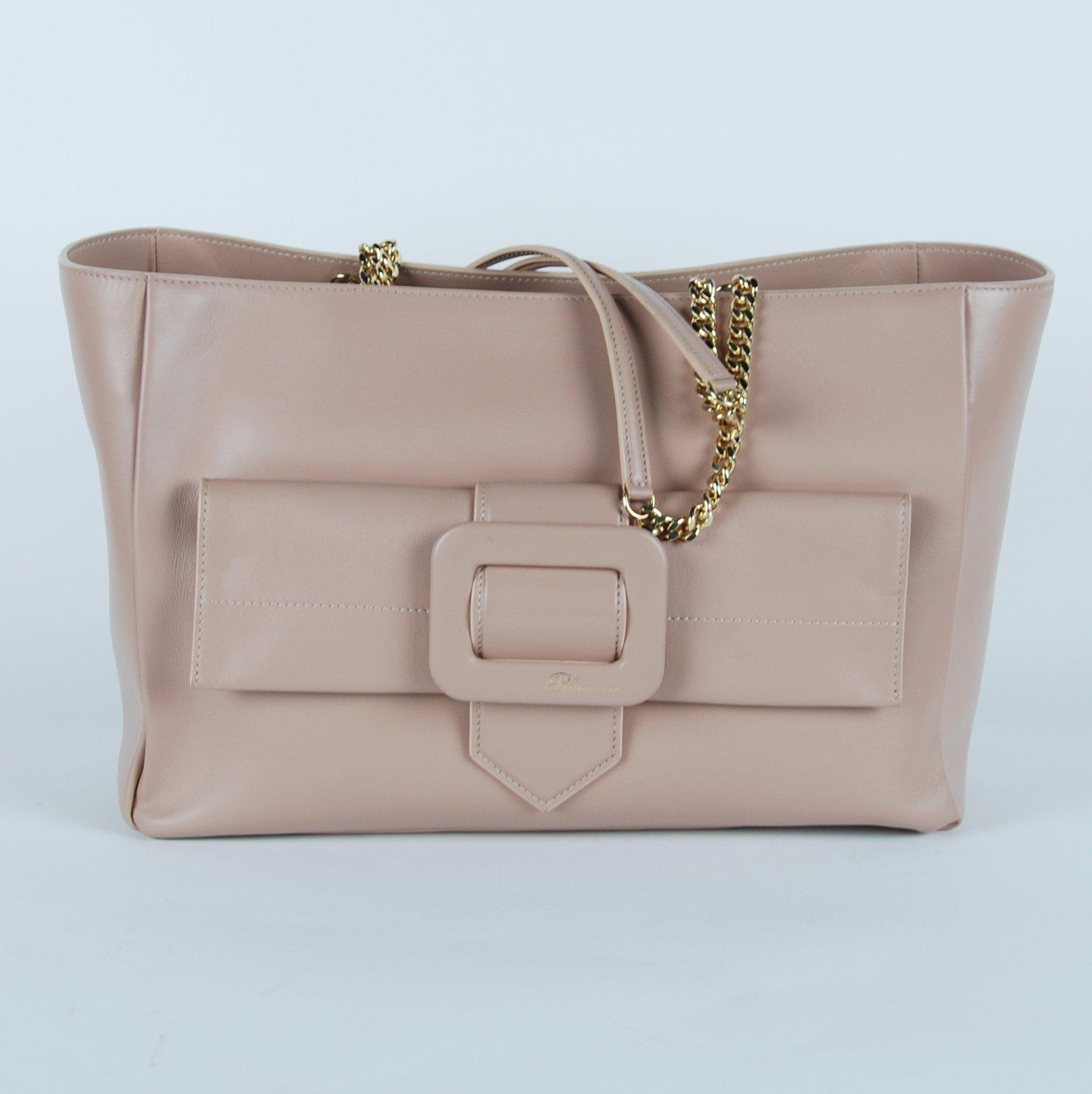 Blumarine Women's Shopping Bag Nude BL1421551