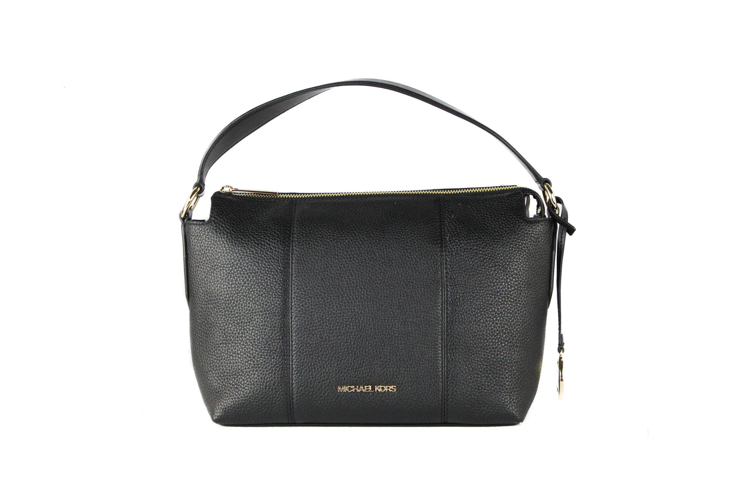 Michael Kors Women's Brooke Shoulder Bag Black 21859
