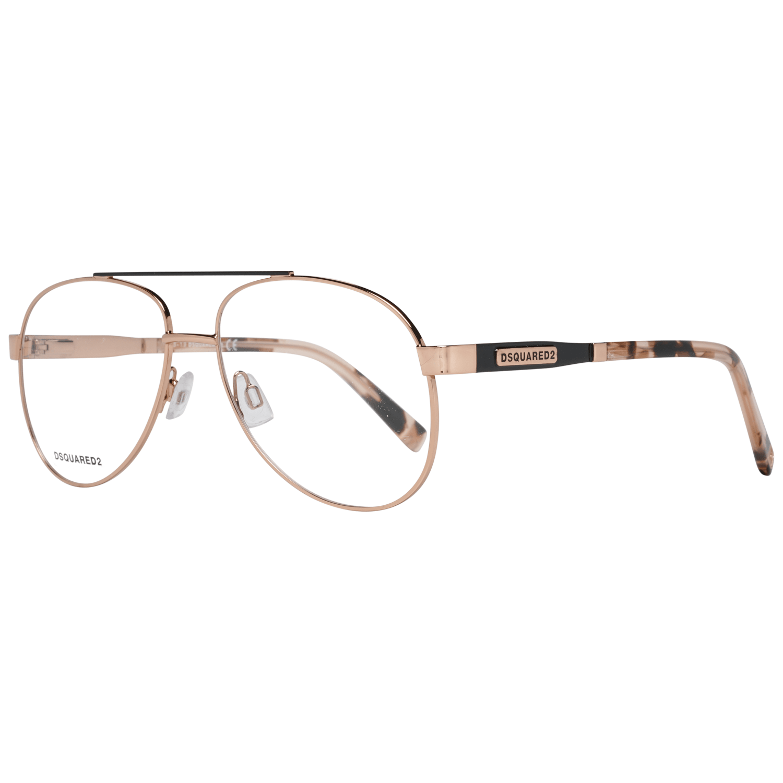 Dsquared² Men's Optical Frames Eyewear Copper DQ5308 56033