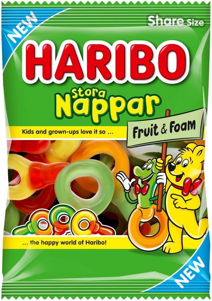 Haribo Stora Nappar 750g