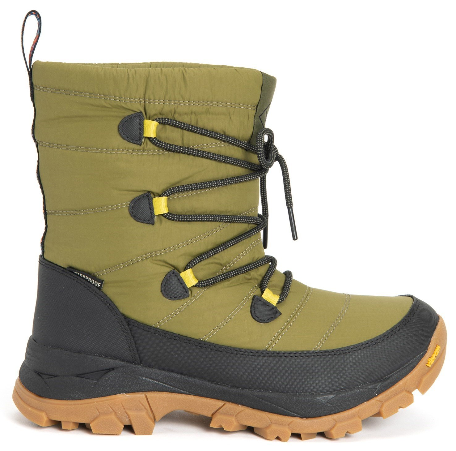 Muck Boots Unisex Arctic Ice Nomadic Vibram Boots Various Colours 30985 - Moss 3