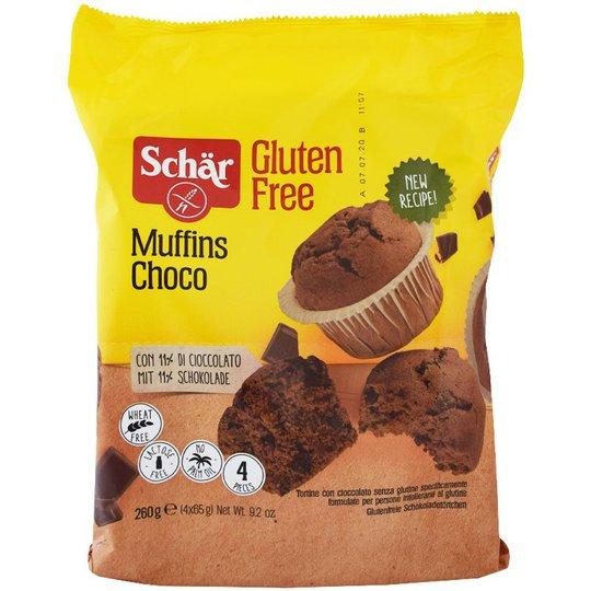 Chokladmuffins Glutenfria 4-pack - 36% rabatt
