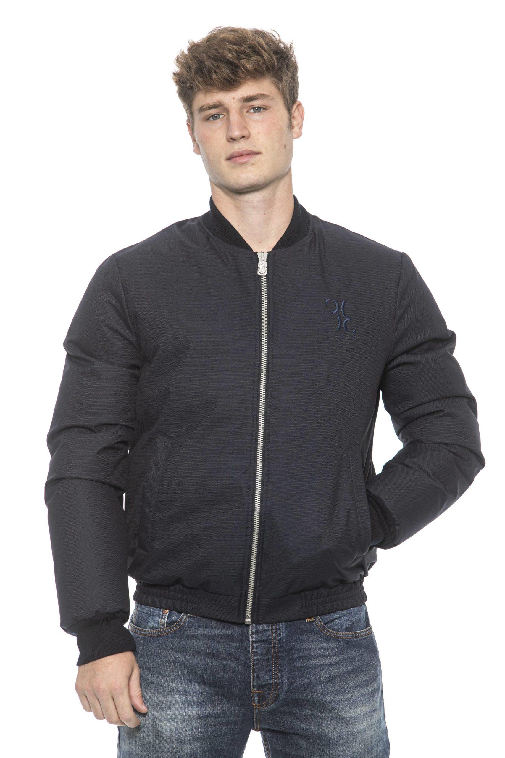 Billionaire Italian Couture Men's Jacket Blue BI1313321 - L