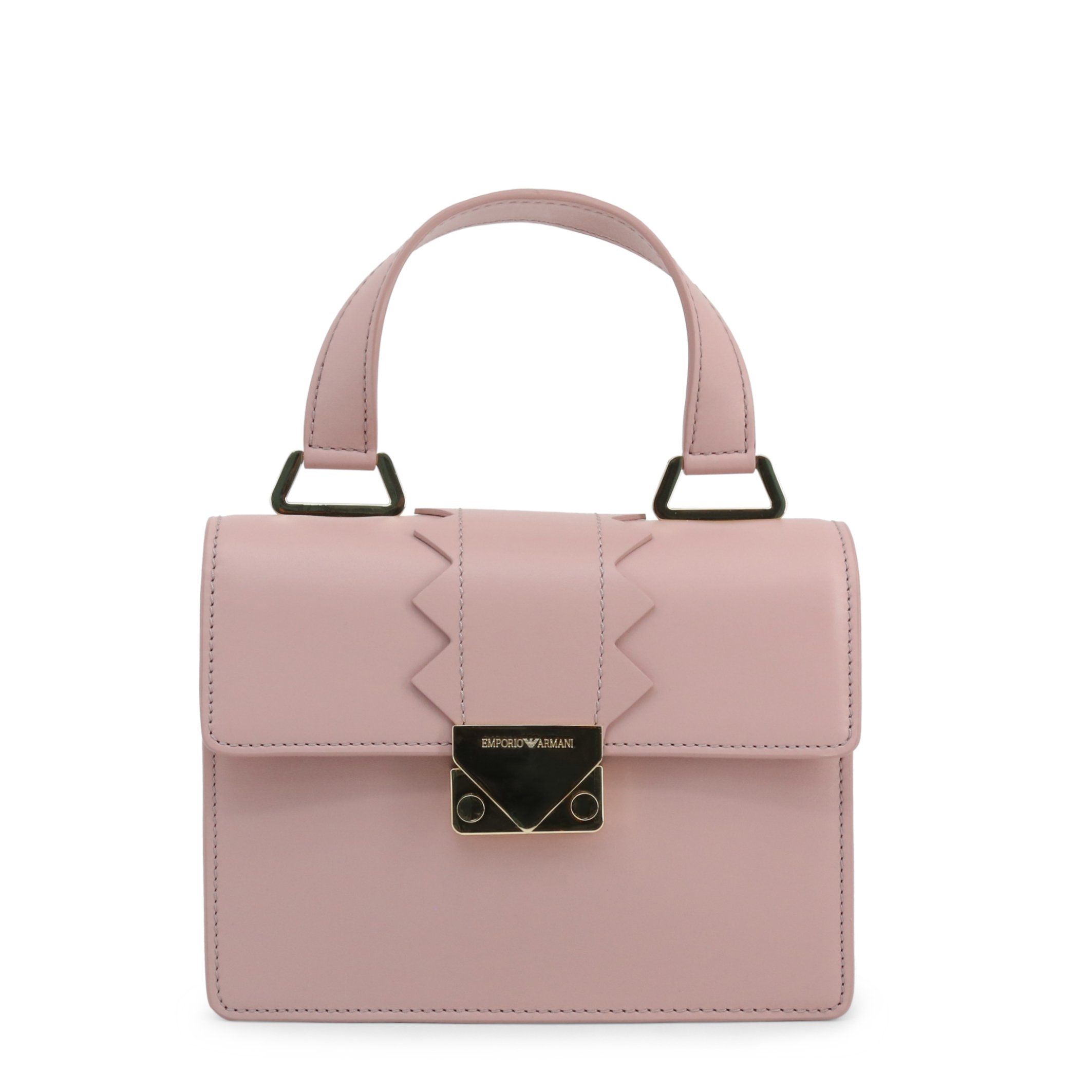 Emporio Armani Women's Handbag Various Colours Y3B075 YDC1A - pink NOSIZE