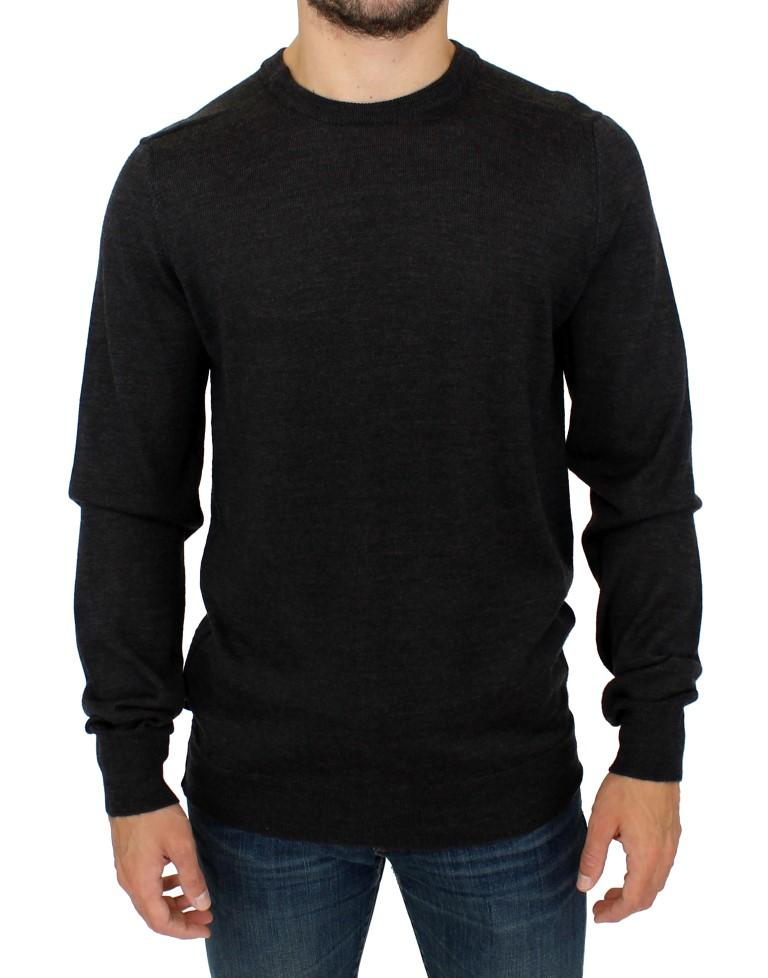 Costume National Men's Crewneck Pullover Sweater Gray SIG10530 - IT48 | M