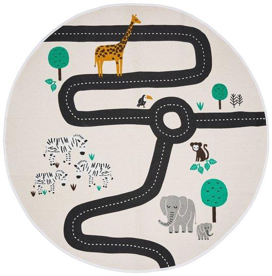 Alice & Fox Bilbane Matte Safari Adventure Round
