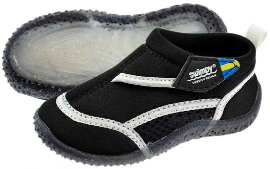 Swimpy UV-sko, Svart 20-21