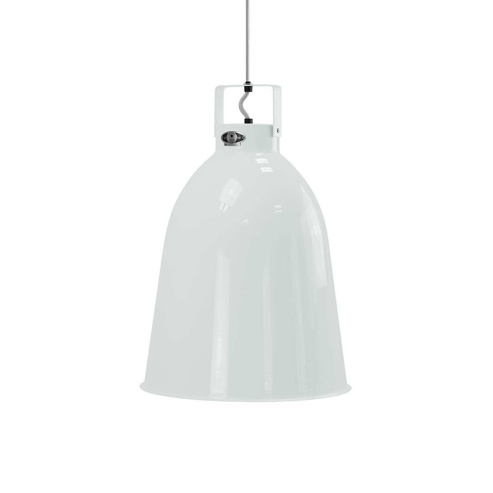 Jieldé Clément C360 hengelampe, blank hvit, Ø36cm