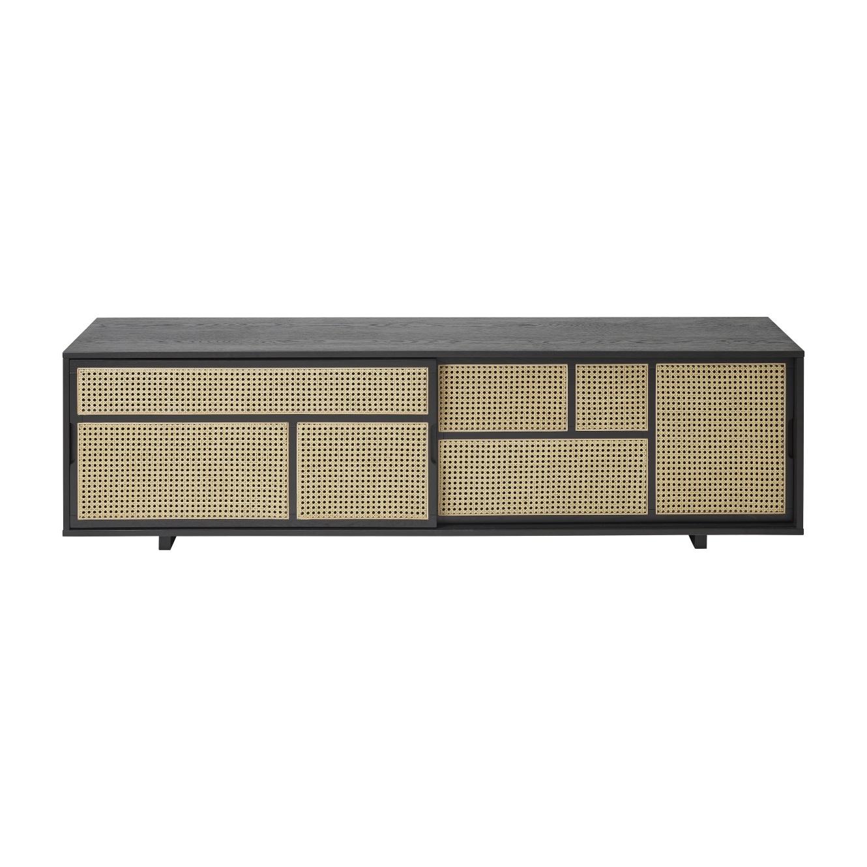 Design House Air Sideboard Låg svart