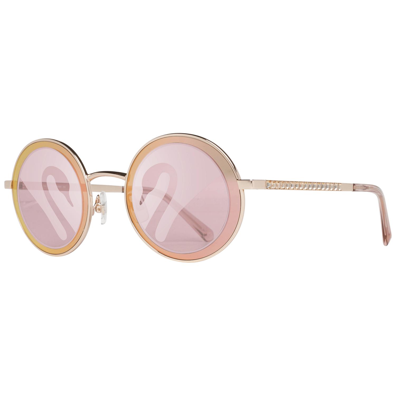 Swarovski Women's Sunglasses Gold SK0199 5728S