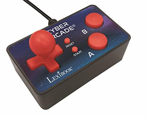 Lexibook - TV Console Cyber Arcade® Plug N' Play - 200 games (JG6500)