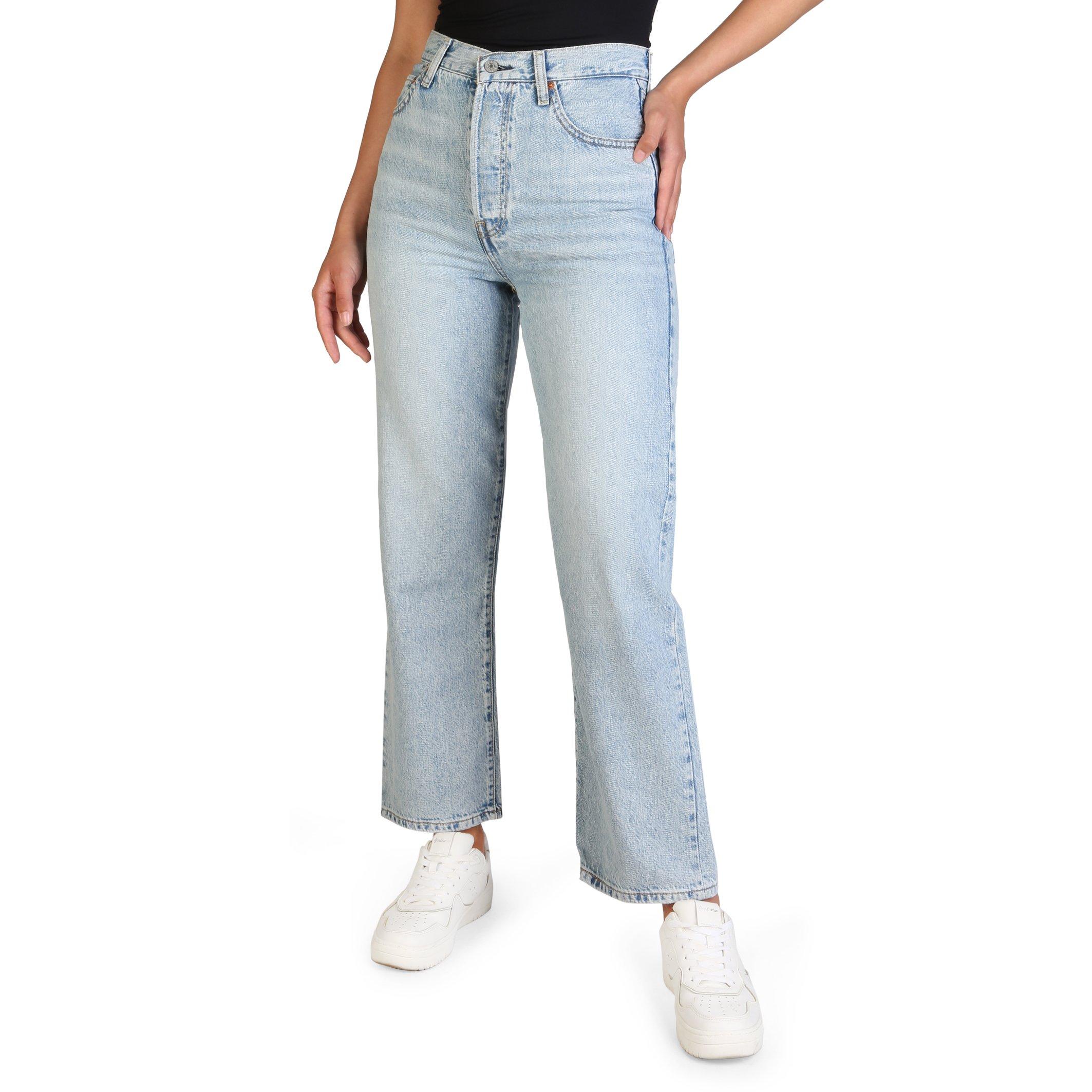 Levis Women's Jeans Various Colours 72693 - blue-2 30