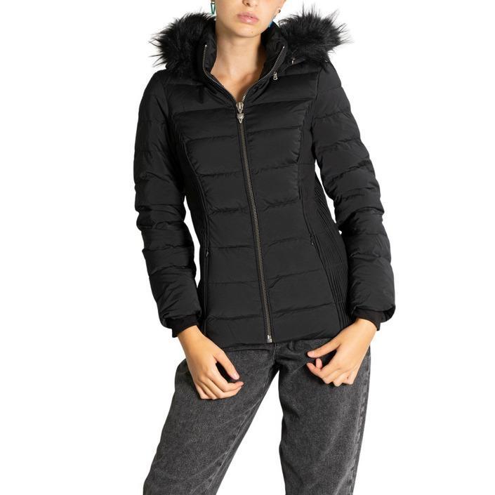 Guess Women's Jacket Black 322100 - black XS