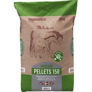 Hästfoder Granngården Protein Pellets 150, 20 kg
